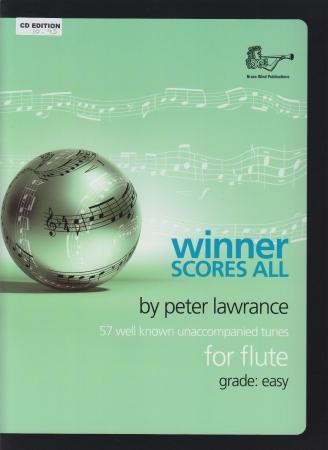 WINNER SCORES ALL Flute Part
