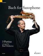 BACH FOR SAXOPHONE Three Partitas