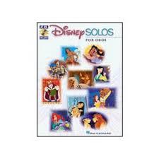 DISNEY SOLOS + CD