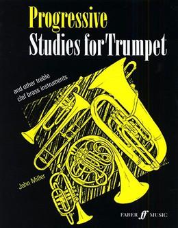 PROGRESSIVE BRASS STUDIES for Treble Clef Brass