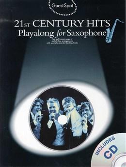 GUEST SPOT: 21st Century Hits Playalong + CD