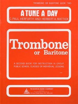 A TUNE A DAY Book 2 (bass clef)