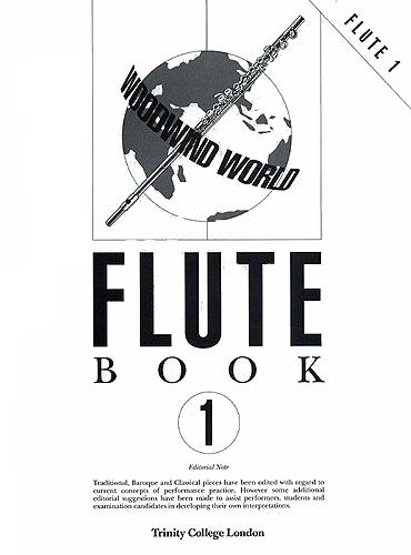 WOODWIND WORLD Flute Book 1 (part only)