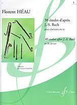 30 ETUDES D'APRES J.S. BACH Volume 1