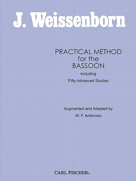 COMPLETE METHOD FOR BASSOON