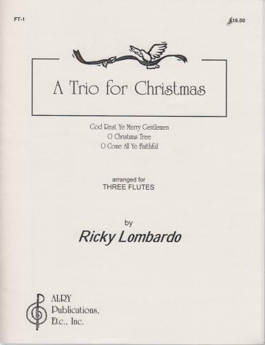 A TRIO FOR CHRISTMAS 3 Carols