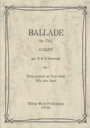 BALLADE Op.174/5