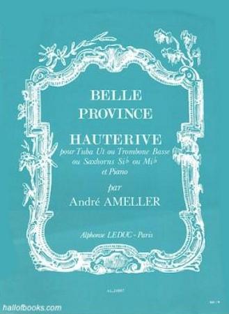 BELLE PROVINCE: HAUTERIVE bass clef