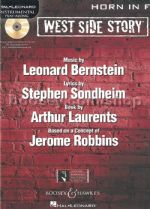 WEST SIDE STORY for French Horn + CD