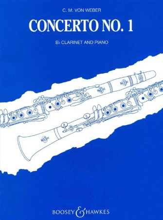 CLARINET CONCERTO No.1 in F minor Op.73