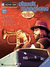 CHUCK MANGIONE Jazz Playalong + CD
