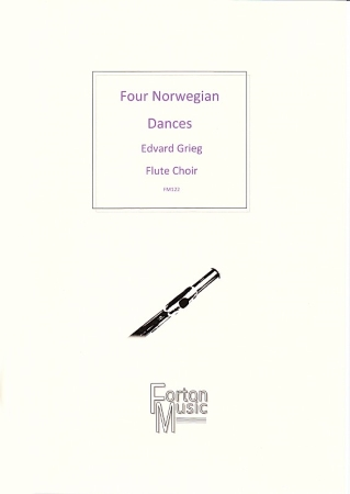 FOUR NORWEGIAN DANCES