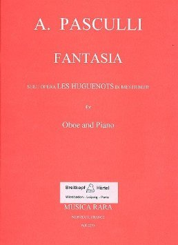 FANTASIA on 'Les Huguenots' by Meyerbeer