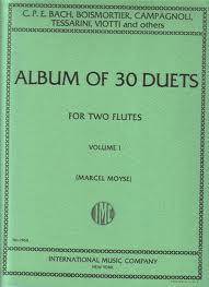 ALBUM OF 30 DUETS Volume 1