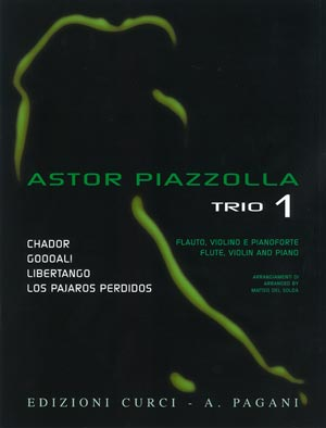 ASTOR PIAZZOLLA FOR TRIO Volume 1