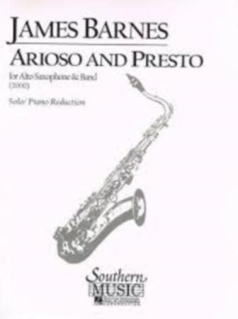 ARIOSO & PRESTO Op.108
