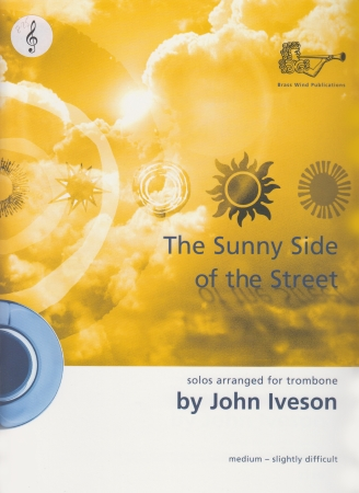 THE SUNNY SIDE OF THE STREET (treble clef)