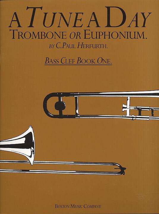 A TUNE A DAY Book 1 (bass clef)