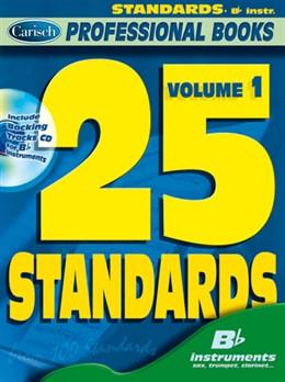 25 STANDARDS Volume 1 + CD