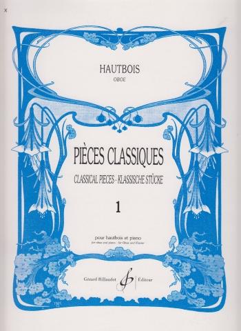 PIECES CLASSIQUES Volume 1