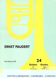 24 ETUDES FOR TRUMPET