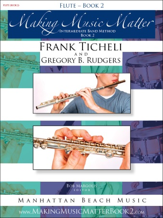 MAKING MUSIC MATTER Book 2 Flute