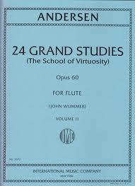 24 GRAND STUDIES Op.60 Volume 2