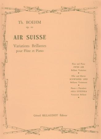 AIR SUISSE Variations Brillantes Op.20