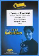 CARMEN FANTASIE on themes by Bizet