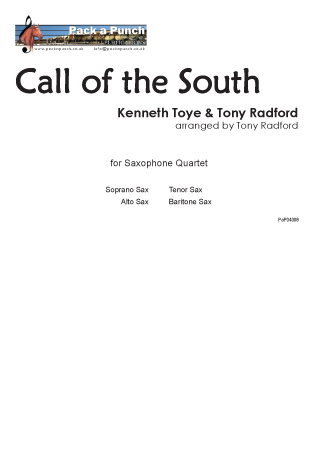 CALL OF THE SOUTH
