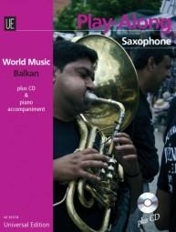 WORLD MUSIC: Balkan + CD