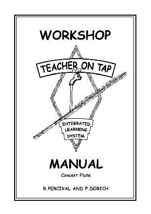 TEACHER ON TAP Workshop Manual