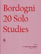 20 SOLO STUDIES Book 1