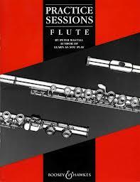 PRACTICE SESSIONS flute part