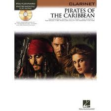 PIRATES OF THE CARIBBEAN + CD