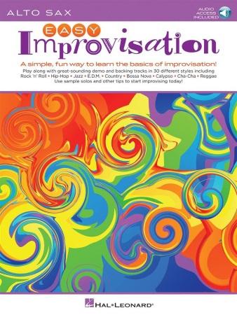 EASY IMPROVISATION + Downloads