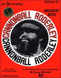 CANNONBALL ADDERLEY Volume 13 + CD