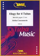 ELEGY FOR FOUR TUBAS
