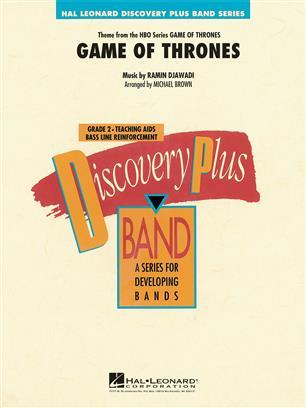 GAME OF THRONES (score & parts)