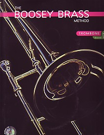 BOOSEY BRASS METHOD Book 1 + CD (bass clef)