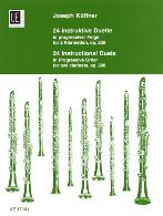 24 INSTRUCTIONAL DUETS Op.200
