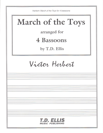 MARCH OF THE TOYS (score & parts)