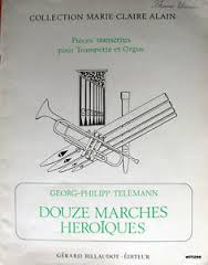DOUZE MARCHES HEROIQUES