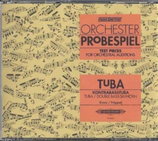 ORCHESTER PROBESPIEL CD