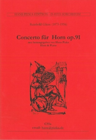 CONCERTO in Bb major Op.91