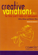 CREATIVE VARIATIONS Volume 1 + CD
