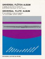 UNIVERSAL FLUTE ALBUM: 11 classical pieces