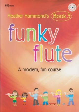 FUNKY FLUTE Book 3 + CD