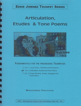 ARTICULATION, ETUDES & TONE POEMS Volume 2