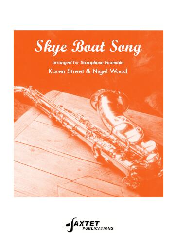 SKYE BOAT SONG score & parts